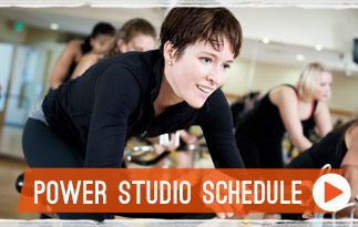 Power Studio Schedule
