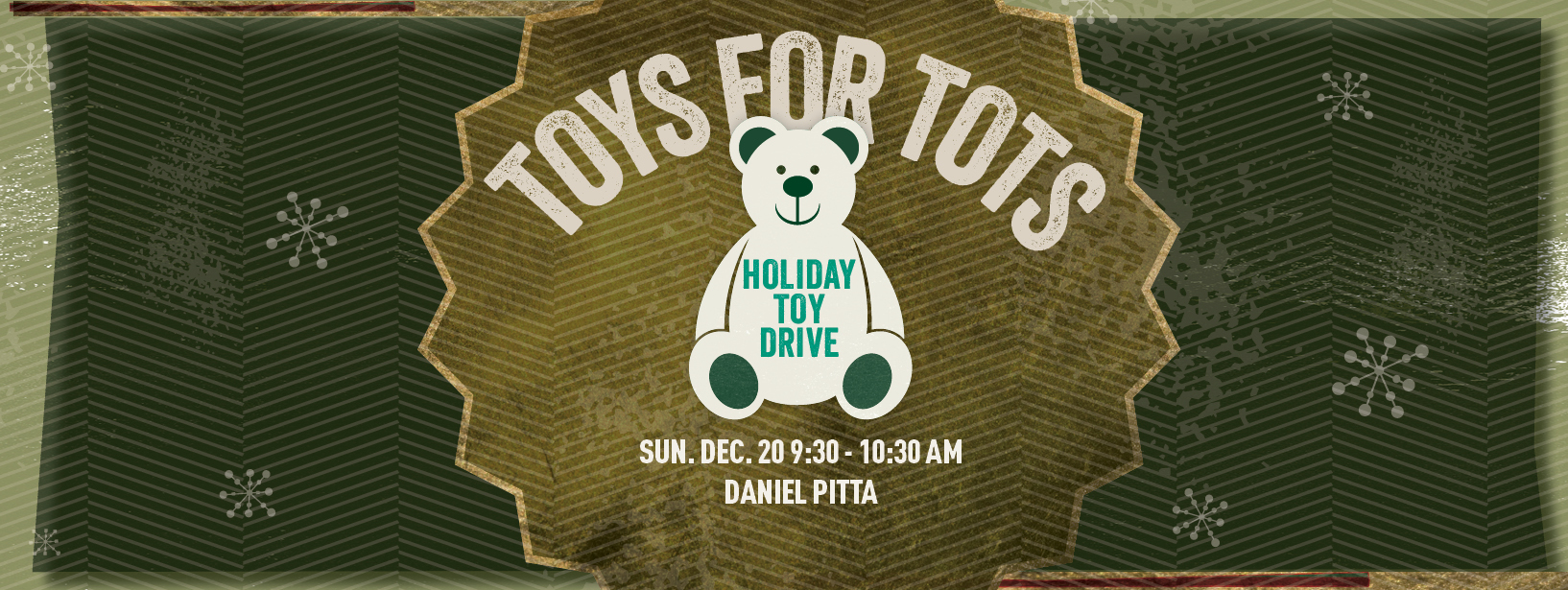 Toys For Tots Raffle : Toys for tots fundraiser with daniel pitta fitness events