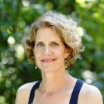 Head shot of yoga instructor Karen Bullard