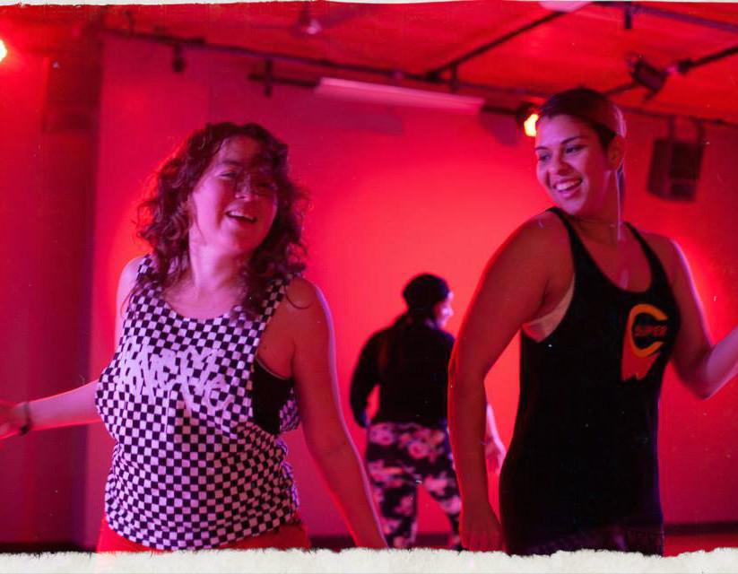 Urban Latin dance fitness