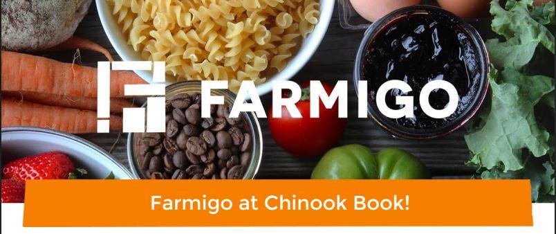 Farmigo at Chinook Book