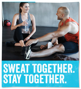 Sweat Together. Stay Together.