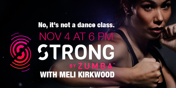 Strong By Zumba Seattle