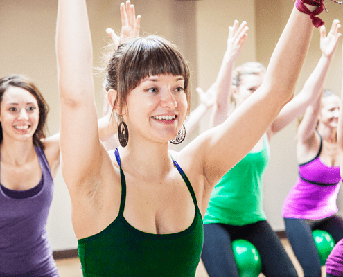 Barre classes in Seattle