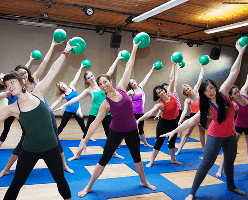 Barre at Community Fitness