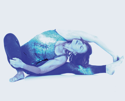 New Year's Yoga Practice with Alison Solam