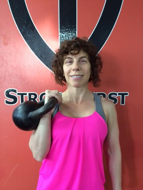 Sue Gallas is a BodyPump and Tabata instructor at Community Fitness