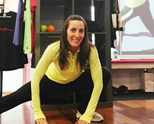 Amy Phillips instructor of Barre, Cycle, and Tabata at Community Fitness