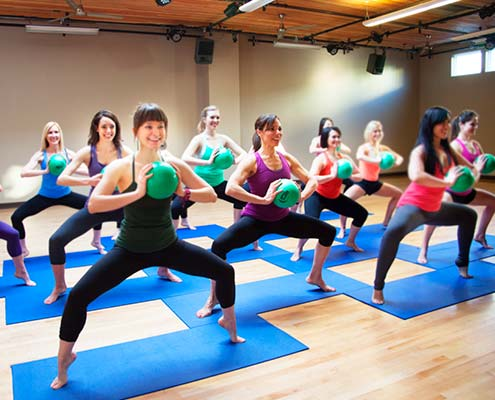 Barre Classes Seattle