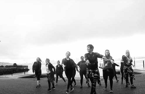 DancePowered Workout at Community Fitness