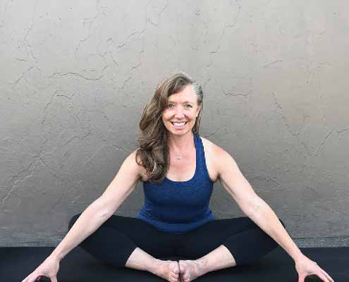 Gina Skene Seattle Yoga Instructor