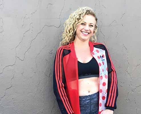 Medora Cesarano Dance Fitness Instructor at Community Fitness
