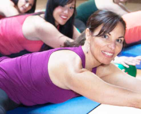 Michele Hausman Yoga Instructor at Community Fitness in Seattle, WA