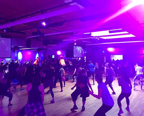 Mixxed Fit Classes Seattle