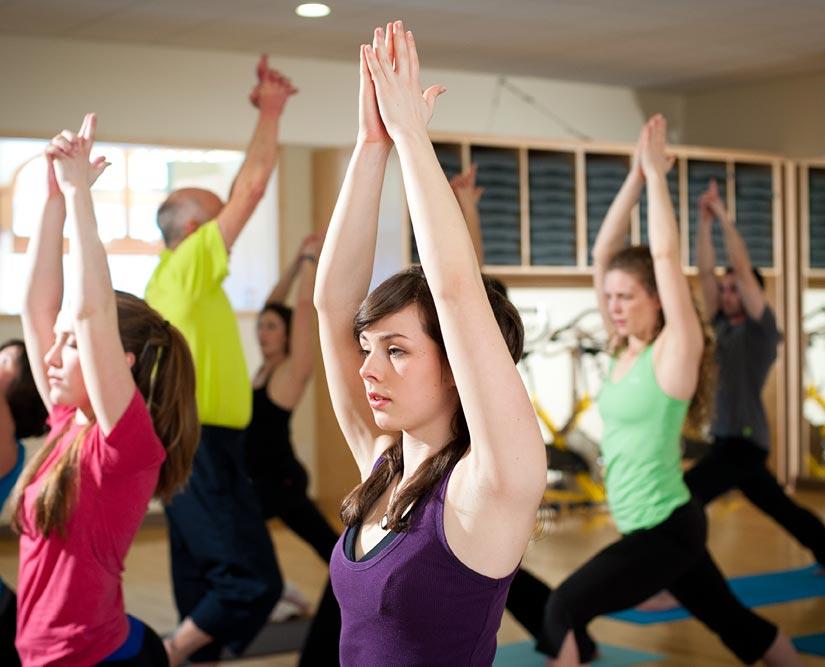 Yoga and Wellness at Community fFitness