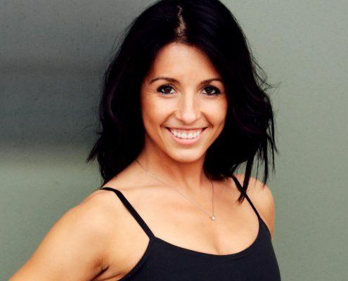 Jade Tabares Fitness Instructor