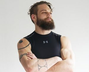 Trent Nivala Seattle Yoga Sculpt