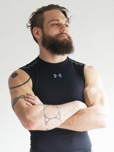 Trent Nivala Yoga Sculpt Seattle Washington